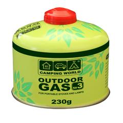 Картридж газовый Camping World  230