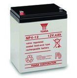 Аккумулятор YUASA NP 4-12 ( 12V 4Ah / 12В 4Ач ) - фотография