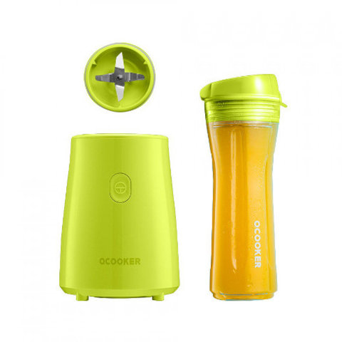 Блендер Xiaomi Qcooker Portable Cooking Machine Youth Version (Green)