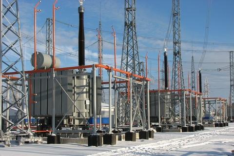 Монтаж электрооборудования подстанций
