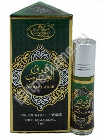 Lady Classic 6 мл Zouq al Arab масляные духи из Арабских Эмиратов