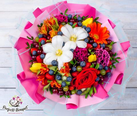 Энциклопедия цветов и фруктов
