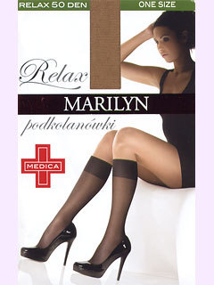 Гольфы Marilyn Piano Relax 50