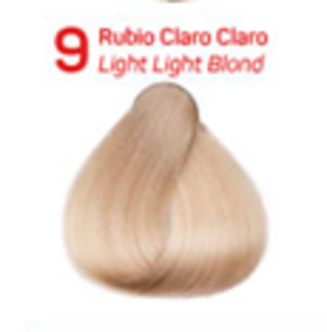 9 очень светлый блондин KV-1
