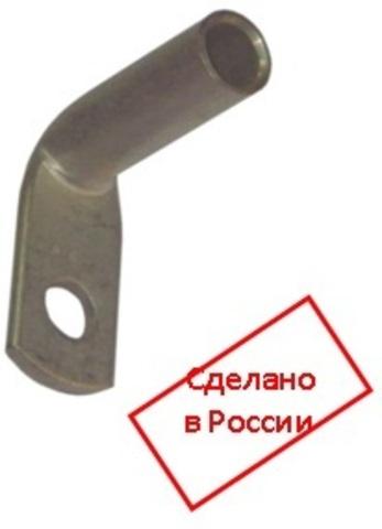 Наконечник угловой медный луженый ТМЛ(90) 25-8-8 TDM