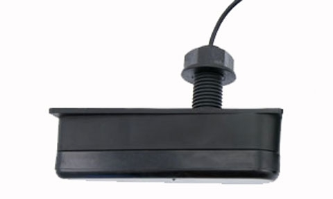 Raymarine CPT-110 Plastic Through Hull Chirp Transducer, Depth & Temp, Direct connect to CP100 & a68/a78 (10m cable)