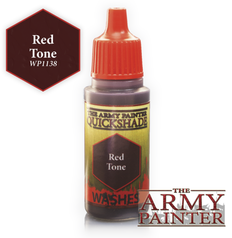 QS Red Tone Ink
