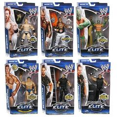 WWE Elite Figures Series 25
