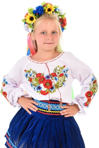 Костюм Украинка Слобожаночка 2