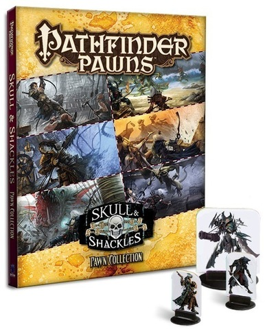 PTHF: Skull and Shackles Pawn Collection
