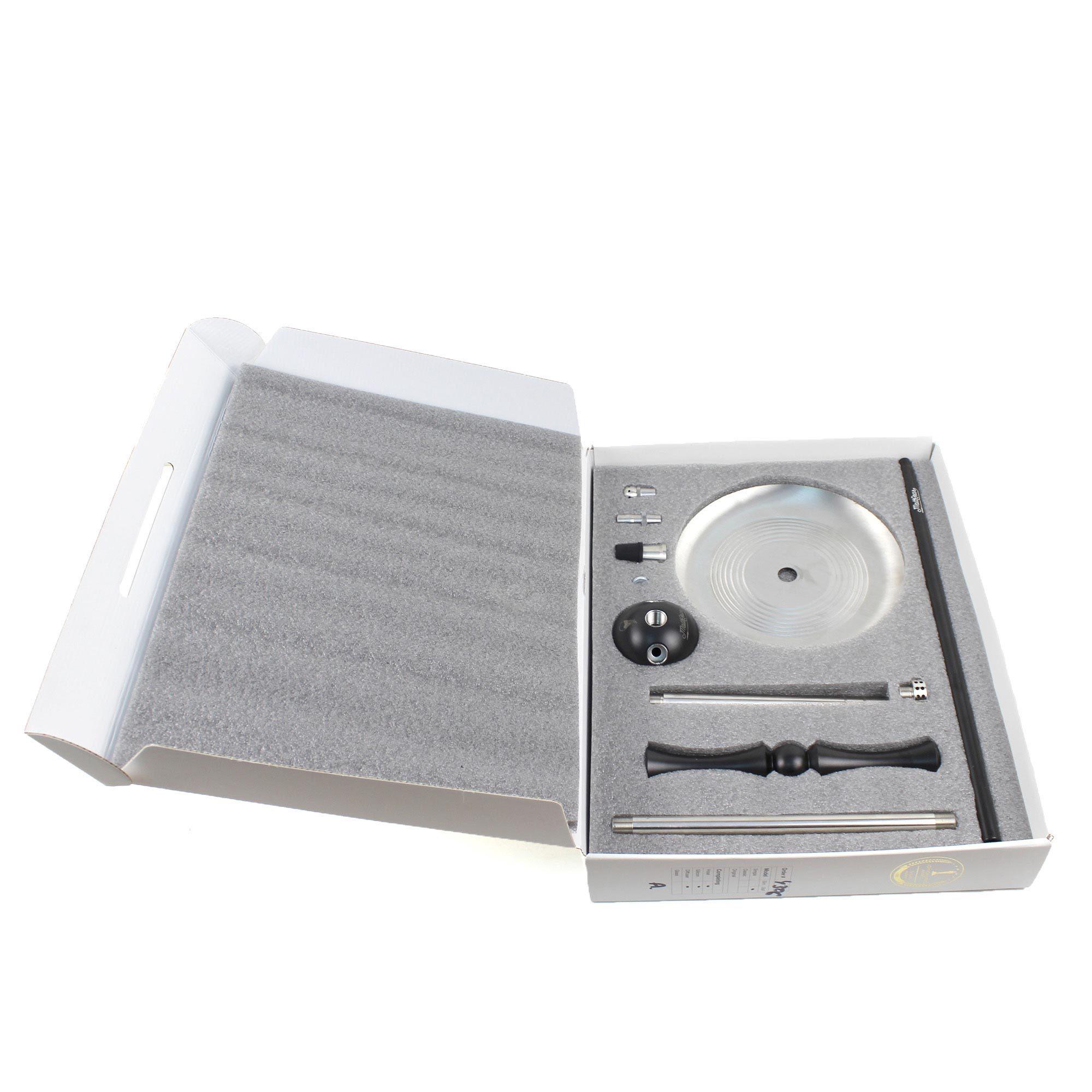 Фирменная коробка с кальяном Mattpear Simple M (Ball)
