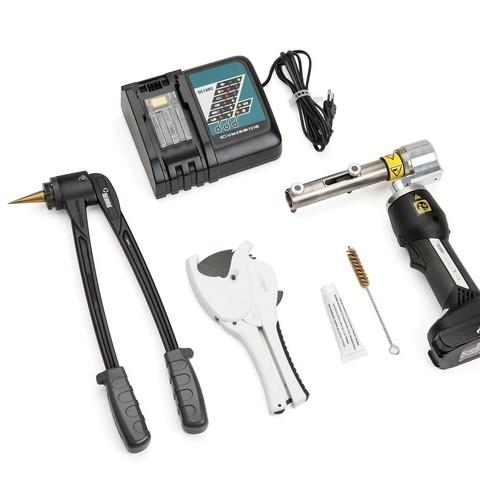 Аккумуляторный инструмент Rehau Rautool A-light2 (203597-001) 12035971001