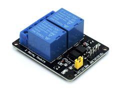 Модуль реле 2-канальный 10 А, 250 V