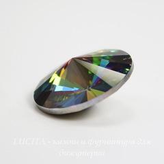 1122 Rivoli Ювелирные стразы Сваровски Crystal Vitrail Medium (14 мм)
