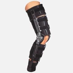 Ортез для коленного сустава телескопический послеоперационный TROM STANDART DonJoy