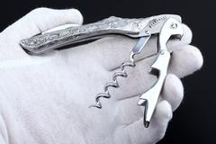 Нож сомелье Farfalli T010 DM Damascus, фото 3