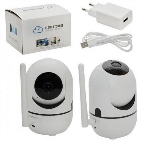 Беспроводная поворотная комнатная wifi ip камера