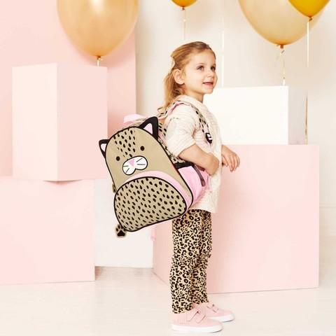 Рюкзак детский Skip Hop Zoo Леопард