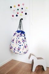 Коврик-мешок для игрушек (2 в 1) Play&Go Designer СУПЕРГЕРОЙ 79969 3