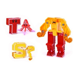 Губка-бот: трансботы Lingvo Zoo 1 Toy (буквы английские S T)