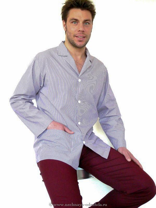 Пижама мужская  B&B