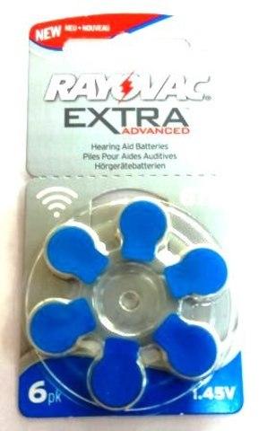 Элемент питания Ray-O-Vac ZA675 (1/10)