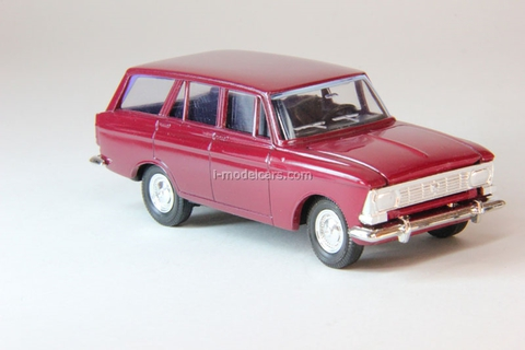 Moskvich-427 red Agat Mossar Tantal 1:43