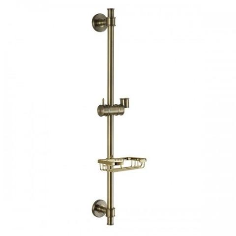 Душевая стойка KAISER R-0092 Bronze металл + мыльница