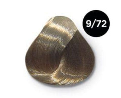 Ollin Silk Touch Безаммиачный стойкий краситель 9/72, 60 мл