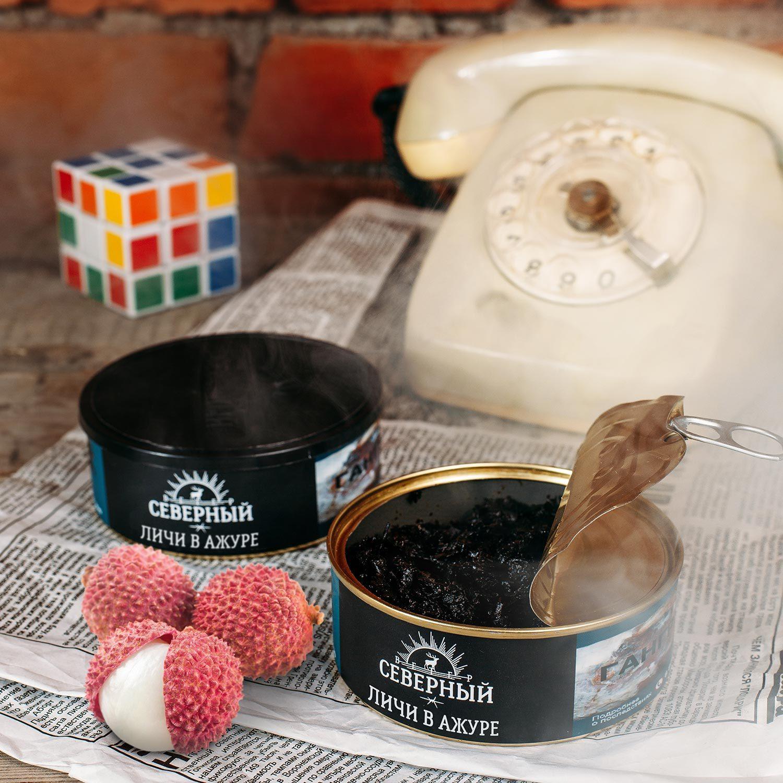 Табак для кальяна Северный Личи в Ажуре 100 гр