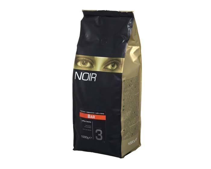 Кофе в зернах Noir Bar, 1 кг