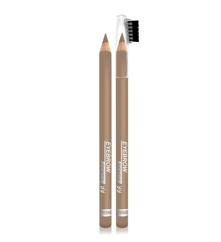 LuxVisage Eyebrow pencil Карандаш для бровей тон 99 блонд