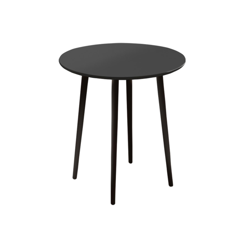 Маленький обеденный стол Спутник 70 см