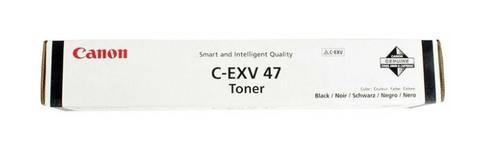 Тонер-картридж Canon C-EXV47Bk черный 8516B002