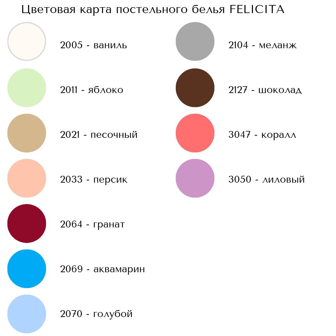 FELICITA - Велюровый наматрасник  80х200