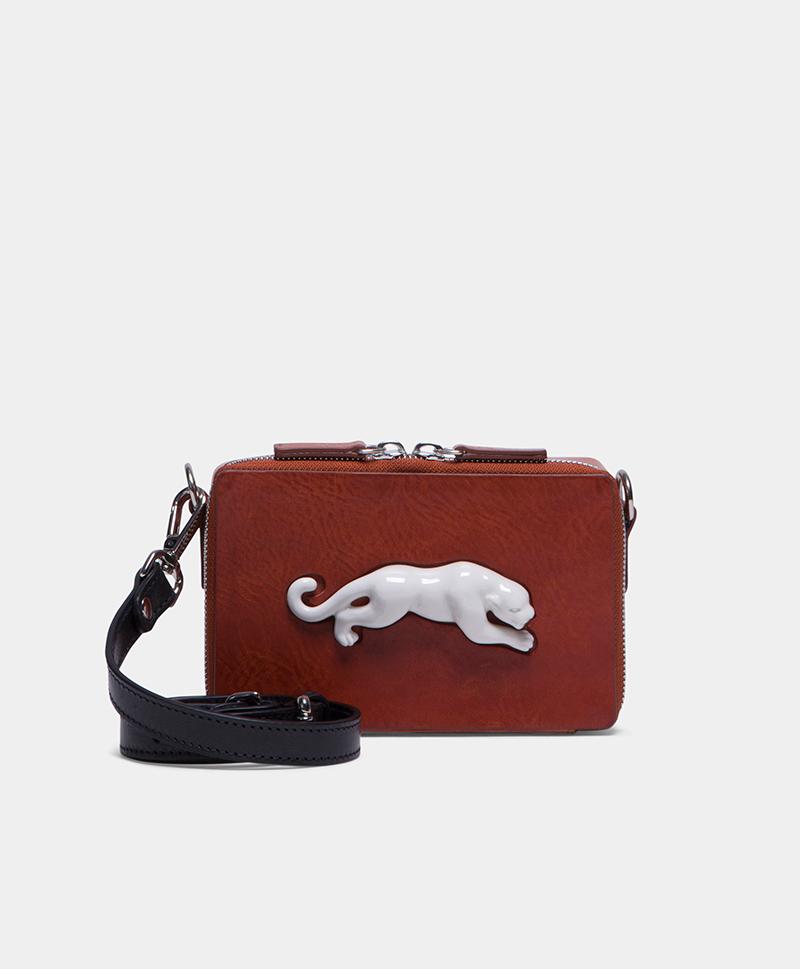 Прямоугольная сумка Panther Brandy