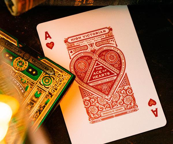 Игральные карты High Victorian