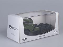 Ural-375D chassis khaki 1:43 Start Scale Models (SSM)