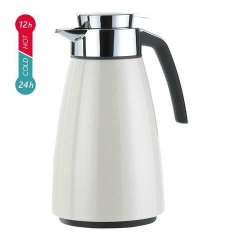Термос-чайник Emsa Bell (1,5 литра), белый