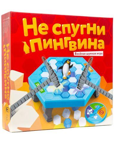 Настольная игра Не спугни пингвина