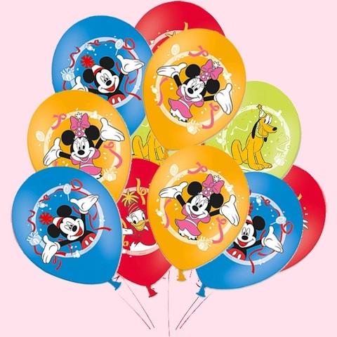 Воздушные шары Микки Маус