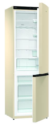 Двухкамерный холодильник Gorenje NRK6192CC4