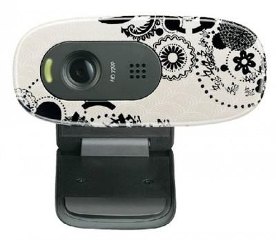 LOGITECH C270 HD Ink Gears
