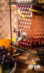 Диспенсер для напитков на подставке «Дружба», 4 литра, фото 2