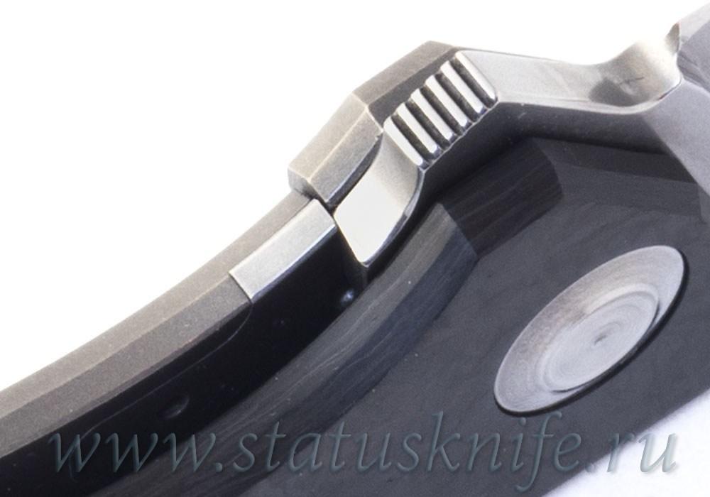 Нож Чебуркова 2019 Гудзон М390 SemiCustom - фотография