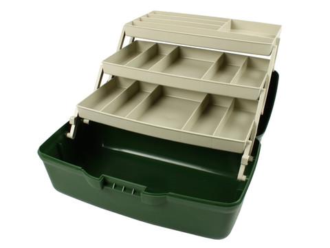 Ящик на 3 полки AQUATECH 1703 с непрозрачной крышкой