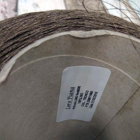 Лен LORO PIANA LINO 600 дерево