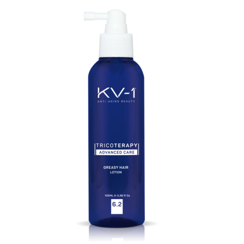 KV-1 Лосьон против жирности волос Tricoterapy Greasy Hair Lotion 6.2