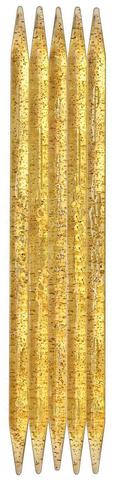 Спицы для вязания Addi чулочные, пластиковые, 20 см, 7 мм
