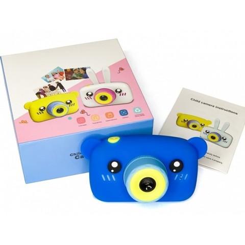 Детский фотоаппарат Мишка
